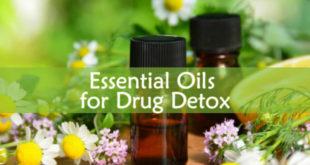 Essential Oils for Drug Detox