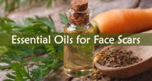 Essential Oils for Face Scars