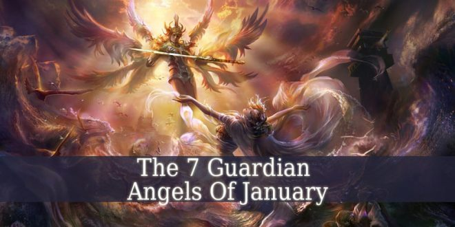 Guardian Angels Of January