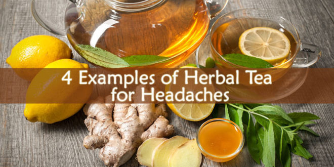 Herbal Tea for Headaches