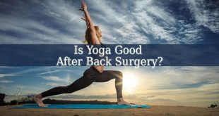 Is Yoga Good After Back Surgery
