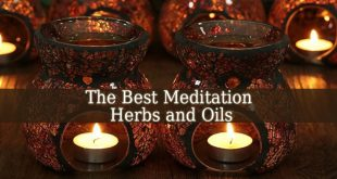 Meditation Herbs and Oils