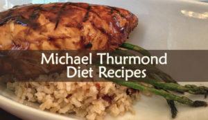 Michael Thurmond Diet Recipes