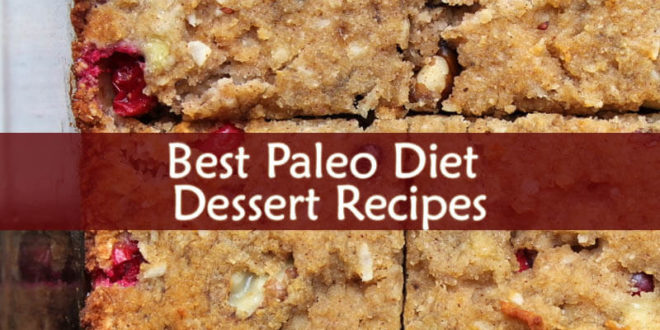 Paleo Diet Dessert Recipes