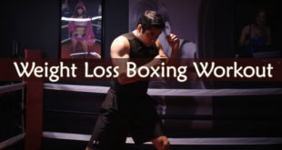 Weight Loss Boxing Workout