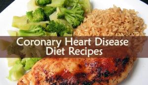Coronary Heart Disease Diet Recipes
