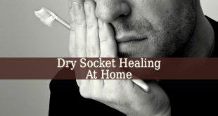 Dry Socket Healing