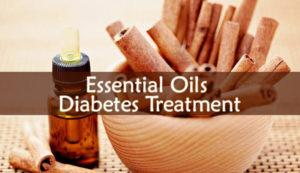 Essential Oils Diabetes Treatment