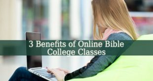 Online Bible College Classes