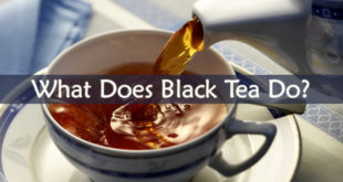 What Does Black Tea Do