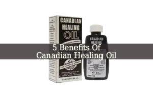 Canadian Healing Oil