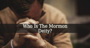 Mormon Deity