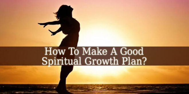 Spiritual Growth Plan