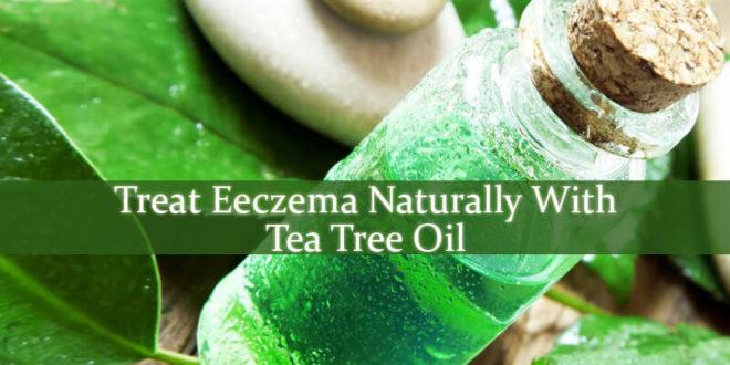 Tea Tree Oil Eczema