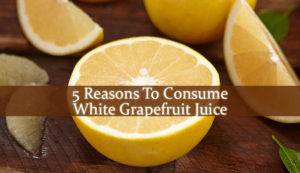 White Grapefruit Juice