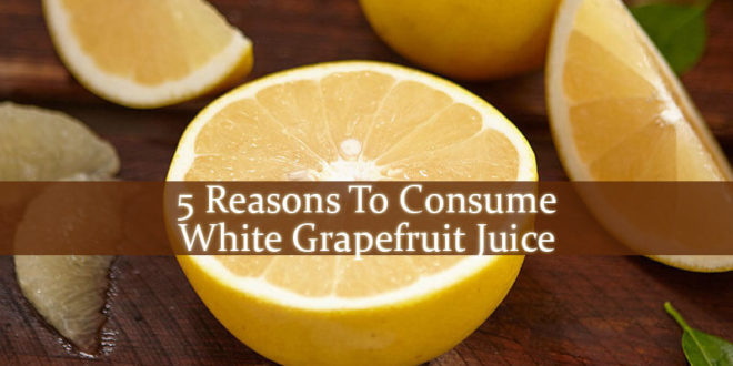 White Grapefruit Juice