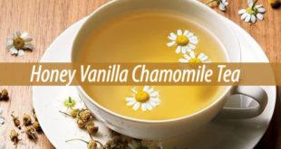 Honey Vanilla Chamomile Tea