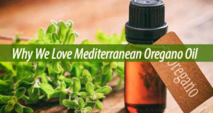 Mediterranean Oregano Oil