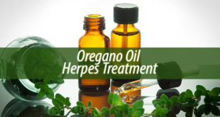 Oregano Oil Herpes Treatment