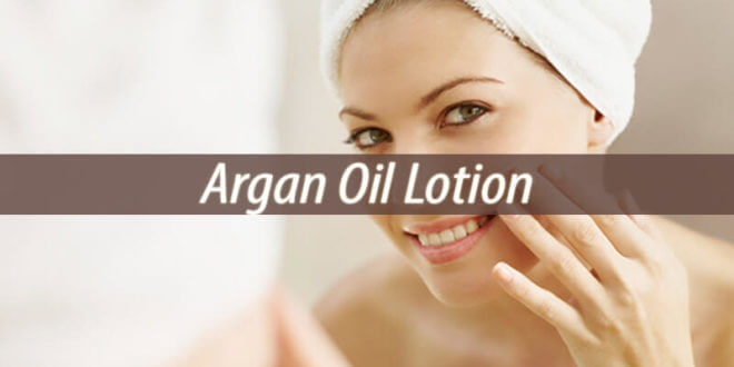 argan oil lotion
