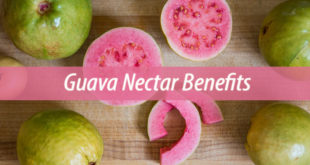 guava nectar benefits