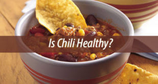 is chili healthy