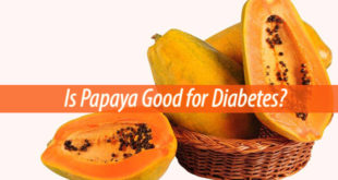 is papaya good for diabetes