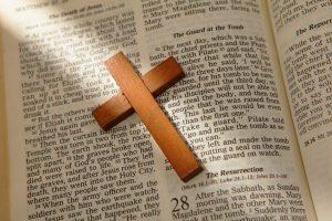 spiritual weapon bible cross