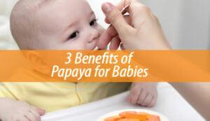 3 Benefits of Papaya for Babies