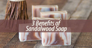 3 Benefits of Sandalwood Soap