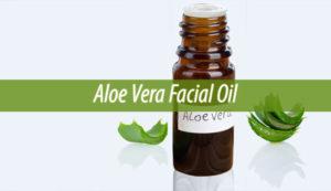 Aloe Vera Facial Oil