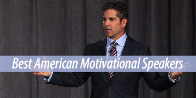 Best American Motivational Speakers