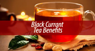 Black Currant Tea Benefits
