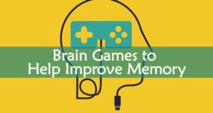 Brain Games to Help Improve Memory
