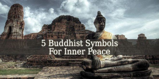 Buddhist Symbols For Inner Peace