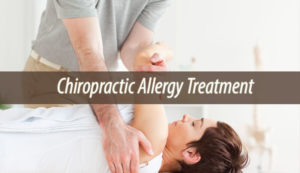Chiropractic Allergy Treatment