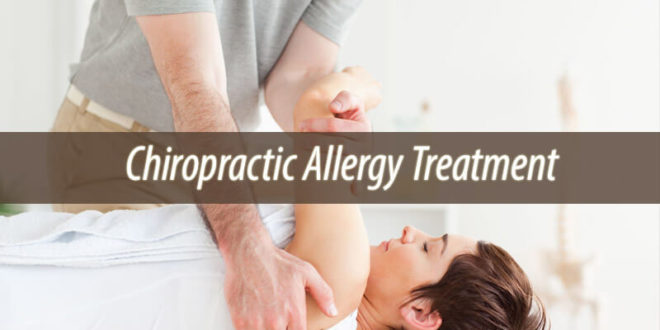 Chiropractic Allergy Treatment