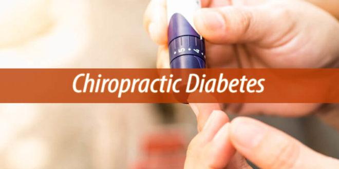 Chiropractic Diabetes