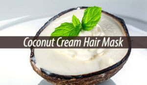 Coconut Cream Hair Mask