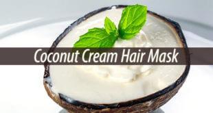 Coconut Cream Hair Mask