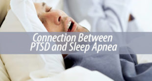 Connection Between PTSD and Sleep Apnea