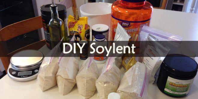 DIY Soylent