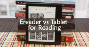 Ereader vs Tablet for Reading