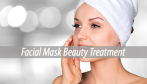 Facial Mask Beauty Treatment