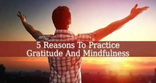 Gratitude And Mindfulness