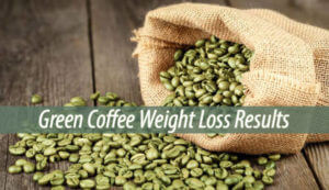 Green Coffee Weight Loss Results