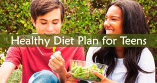 Healthy Diet Plan for Teens