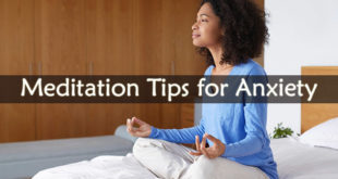 Meditation Tips for Anxiety