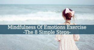 Mindfulness Of Emotions Exercise