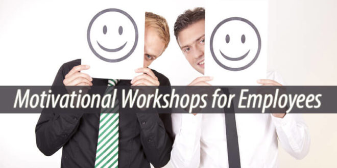 Motivational Workshops for Employees